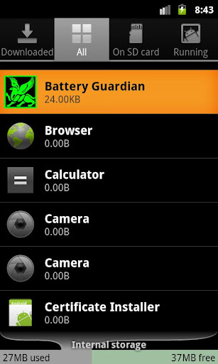 Battery Guardian