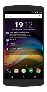 Chronus: Home & Lock Widget Screenshot