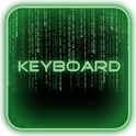 Green Glow Code Keyboard Skin icon