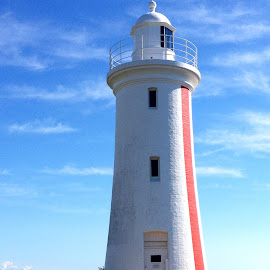 devonport lighthouse by Lacey Murphy - Buildings & Architecture Other Exteriors ( lighthouse )