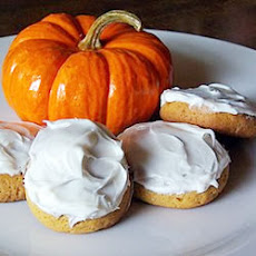 Pumpkin Cookies VII