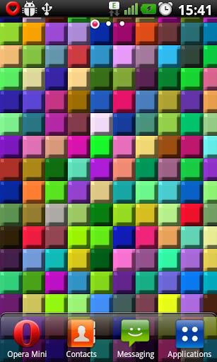 8-bit Wall LiveWallpaper