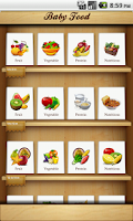 Screenshot of Baby Food Recipe