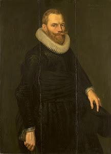 RIJKS: Cornelis van der Voort: painting 1614