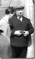 Hitchcock's cameo