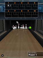 Screenshot of Bowling Game 3D