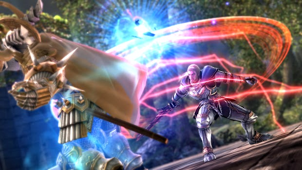 Namco Bandai details PS3 free-to-play Soul Calibur Lost Swords