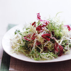 Frisee and Radicchio Salad