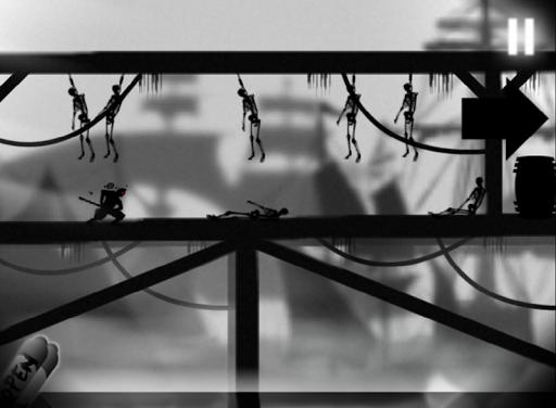 Dead Ninja Mortal Shadow - screenshot