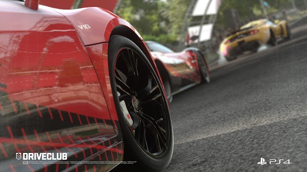 Driveclub will be free of microtransactions