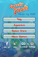Screenshot of Speedy Fish