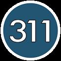 311 GIS icon