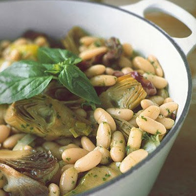 White Bean and Vegetable Stew