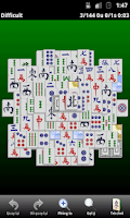 Screenshot of Mahjong MDZ