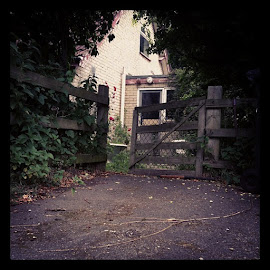 #dark #derelict #cottage #abandoned by Kayleigh Hockham - Buildings & Architecture Homes
