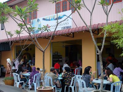 Terengganu Nasi Dagang @ Song About Jen