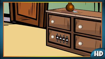 Screenshot of Pleasant Living Room Escape