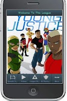 Screenshot of Young Justice League Exposed