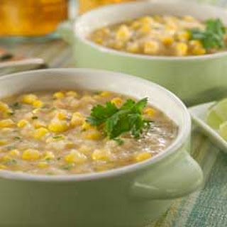 Potato Corn Chowder Herbs Recipes