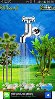 Screenshot of 3D Water Magic Tap Flow