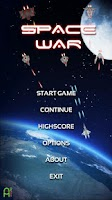 Screenshot of Space War !