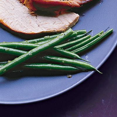 Spicy Sauteed Green Beans