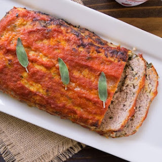 Flavorful Apple and Sage Meatloaf