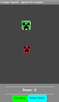 Screenshot of Creeper Squish