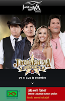 Screenshot of Jaguariuna Online  Rodeio 2014