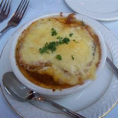 Grilled Vidalia Onion Soup