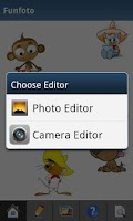 Screenshot of Funfoto - Funny Photo Editor