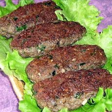 Turkish Meatballs (Kofta)