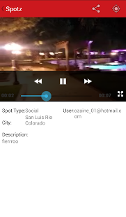 Spotz - screenshot