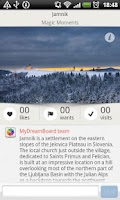 Screenshot of MyDreamBoard - Travel Guide