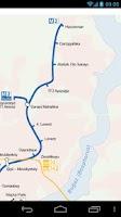 Screenshot of Istanbul Metro & Tram Map Free