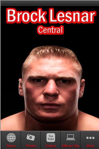 Brock Lesnar Central