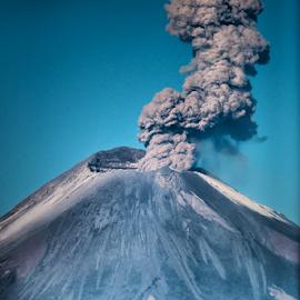 Eruption by Cristobal Garciaferro Rubio - Landscapes Mountains & Hills ( volcano, eruption, smoking volcano )