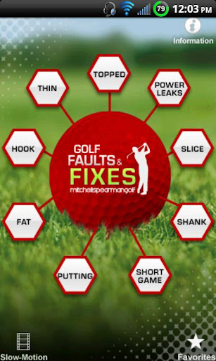 Golf Shot Fixes