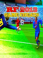 Screenshot of Real Football 2013 Top Cheats