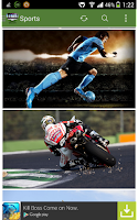Screenshot of Moto G Live Wallpapers