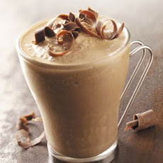 Hazelnut Mocha Smoothies Recipe