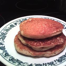 Dairy and Gluten-Free 'Buttermilk Pancakes'