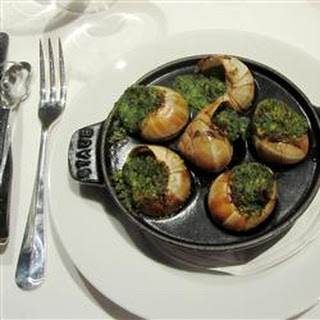 Escargot Mushrooms Recipes