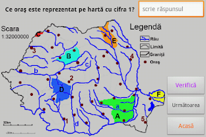 Screenshot of BAC Geografie 2014