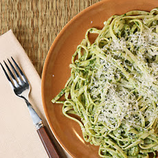 Parsley-Flaxseed Pesto