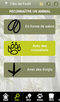 Screenshot of Clés de forêt