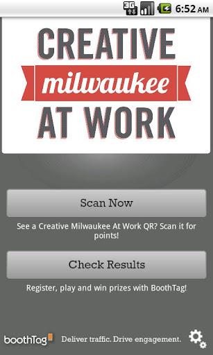 CMKE Work - BoothTag