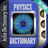 Physics Dictionary APK for Bluestacks