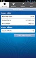 Screenshot of Macatawa Bank Mobile Banking