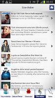 Screenshot of Mynet Sinema - Sinemalar